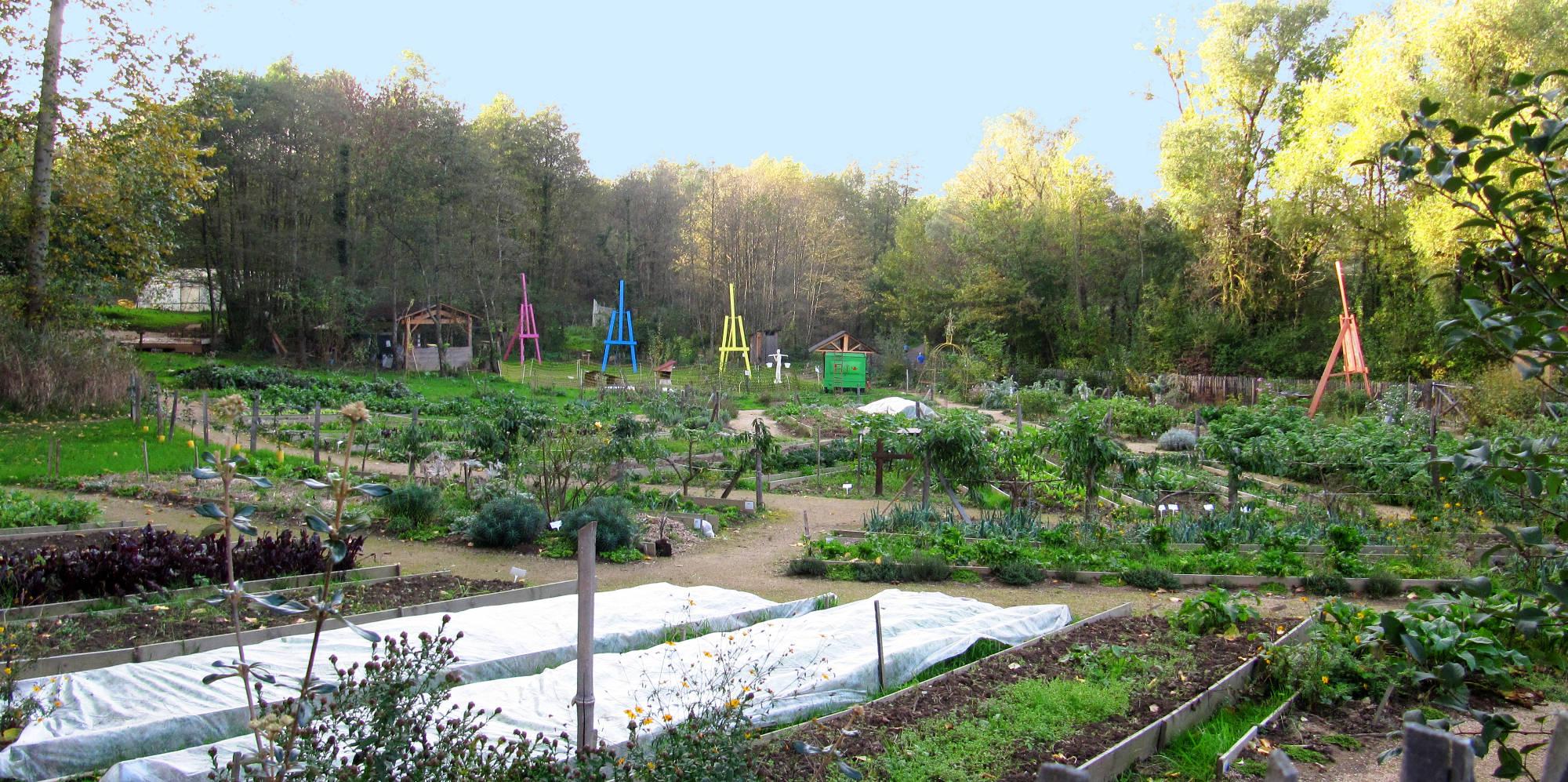"""Les Jardins Du Moulin Paysagiste le jardin de vaugelas ou """"jardinons ensemble"""" – pierres & terres"""